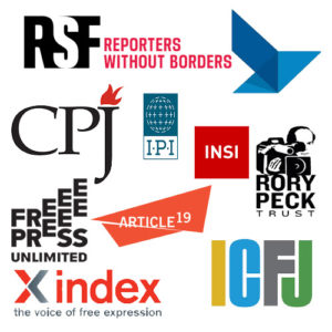 International journalism organizations